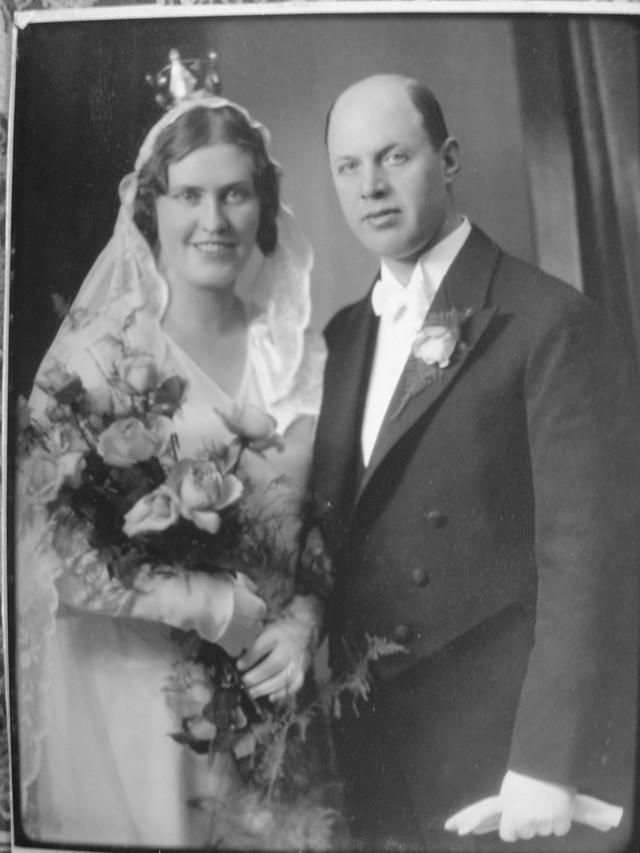 wedding photo - Flower     Vintage