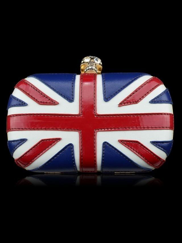 wedding photo - UK Union-Jack Casual/Party Handbags