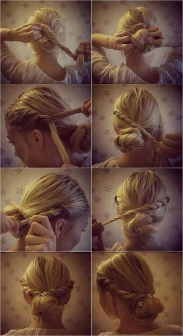 wedding hairstyles hair tutorial 2118946 weddbook