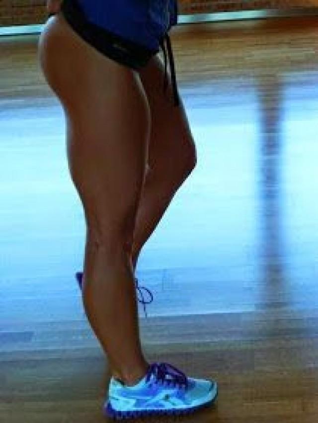 Как сделать красивые ноги и бедра
