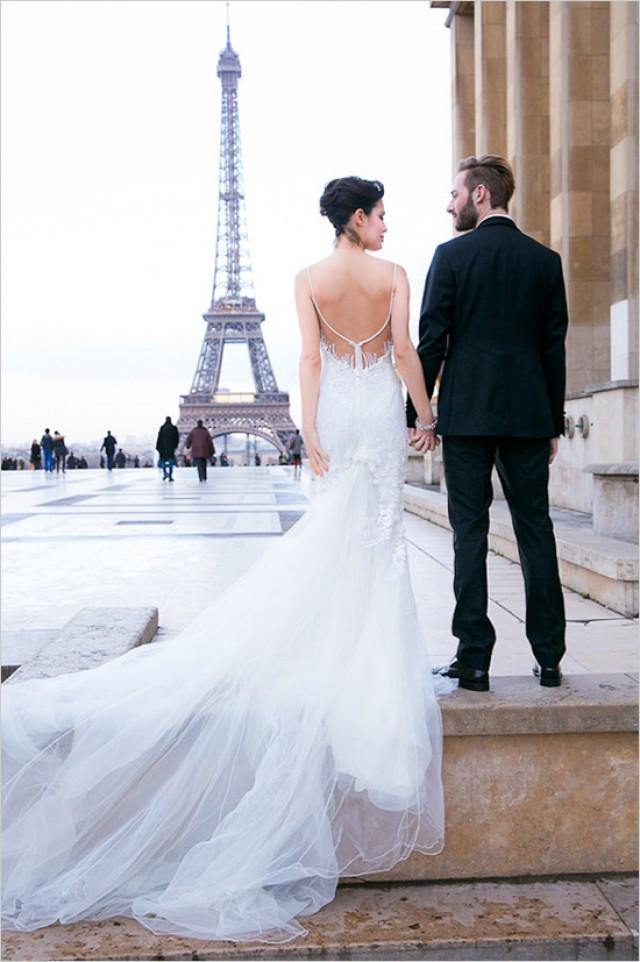 Tips For Your Paris Wedding Elopement Weddbook