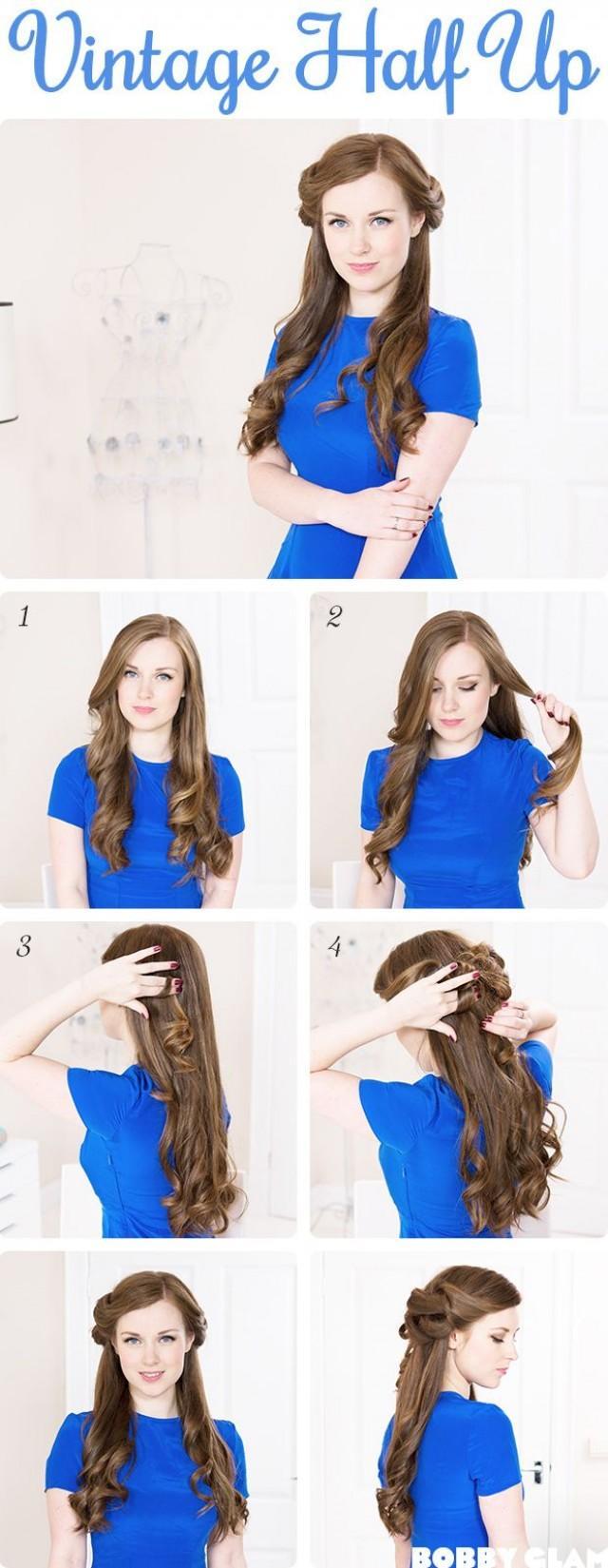 Прическу сделать на чистый волос