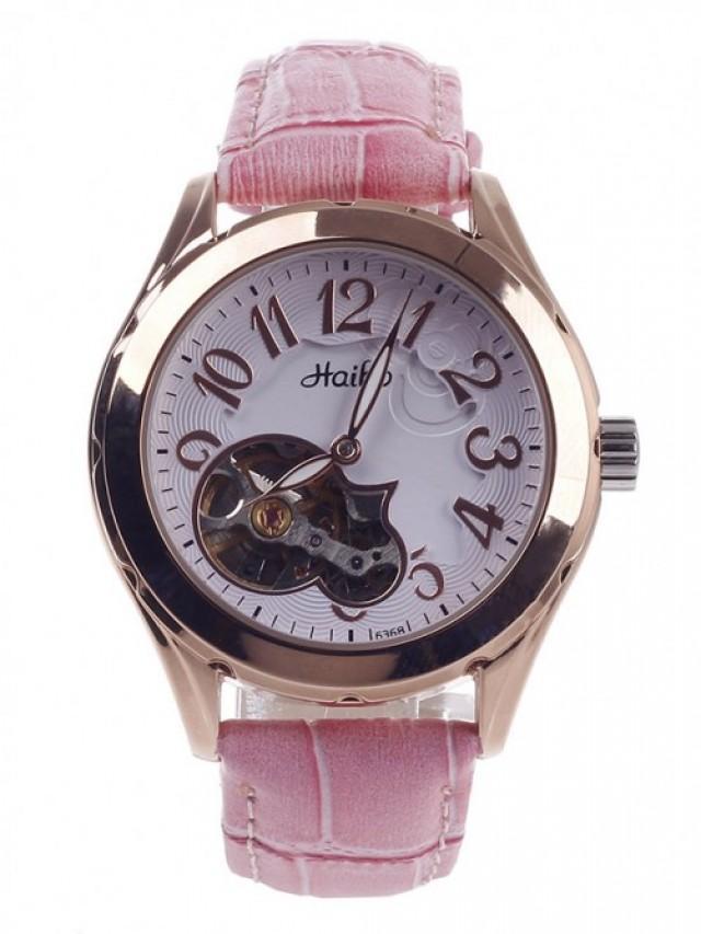 wedding photo - Women's Automatic Mechanical Wristwatch