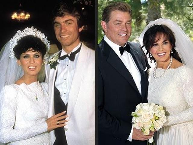 Marie Osmond's Wedding Dress: Then And Now #2129046 - Weddbook