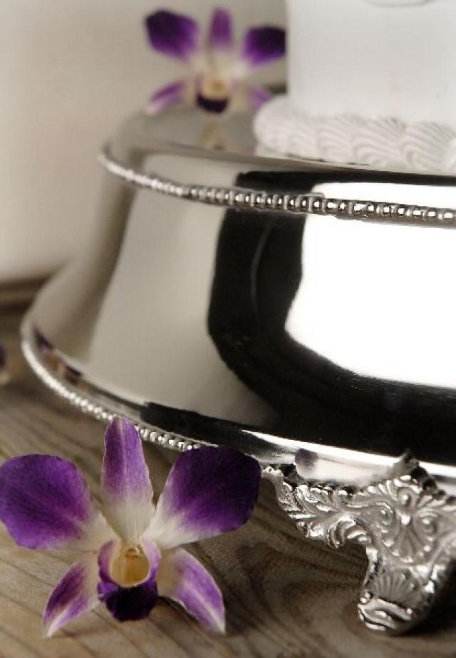 Silver Cake Stands Wholesale