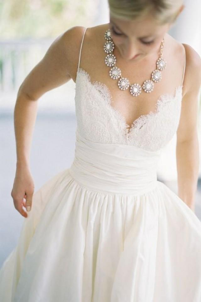 dress wedding gowns with pockets 2131671 weddbook