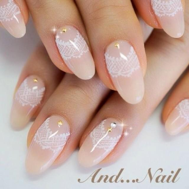 Outstanding wedding-nail-art. 640 x 640 · 33 kB · jpeg