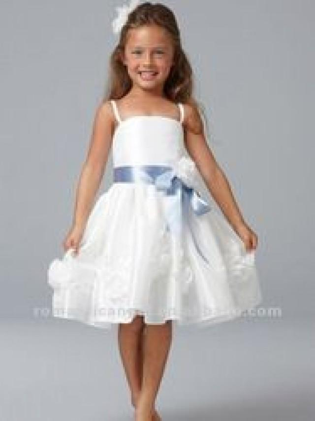 Beach wedding flower girl dresses quotes for Flower girl dress for beach wedding