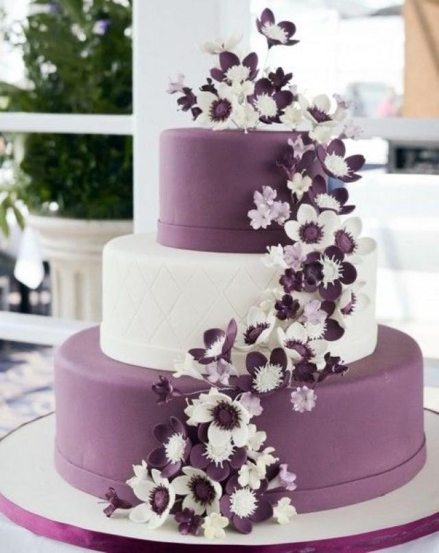 Gâteaux De Mariage - Wedding Cake #2135505 - Weddbook