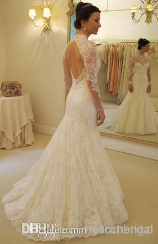 Backless Dresses Backless Wedding Gowns 2137346 Weddbook