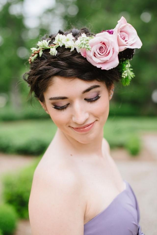 wedding photo - Wedding Hair   Makeup