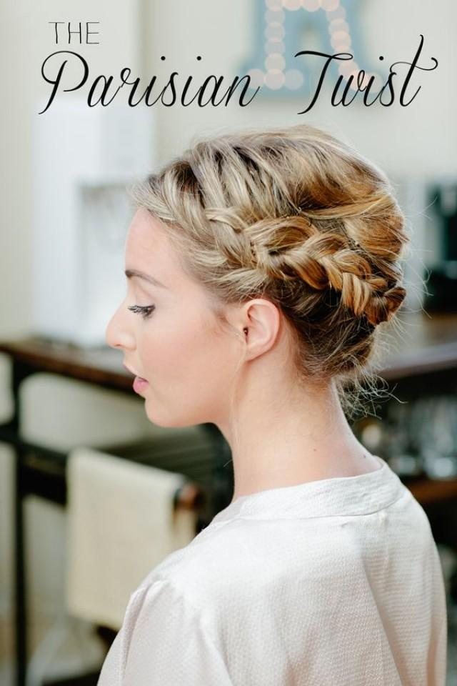 Hairstyles You Can Do : Bridesmaid Hairstyles So Quick And Easy, You Wont Believe You Can Do ...