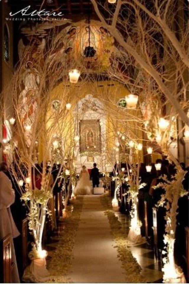 wedding photo - Hochzeiten-Aisle-