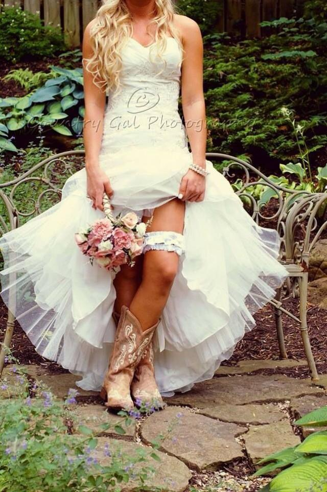 Awesome country wedding