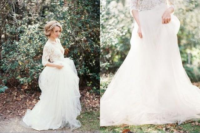 carina kleid hochzeitskleid boho bohemian wedding benutzerdefinierte liste 2142235 weddbook. Black Bedroom Furniture Sets. Home Design Ideas