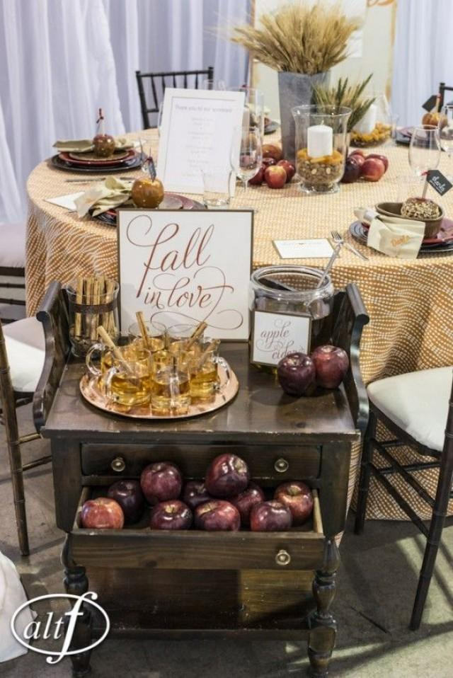 Wedding theme fall weddbook