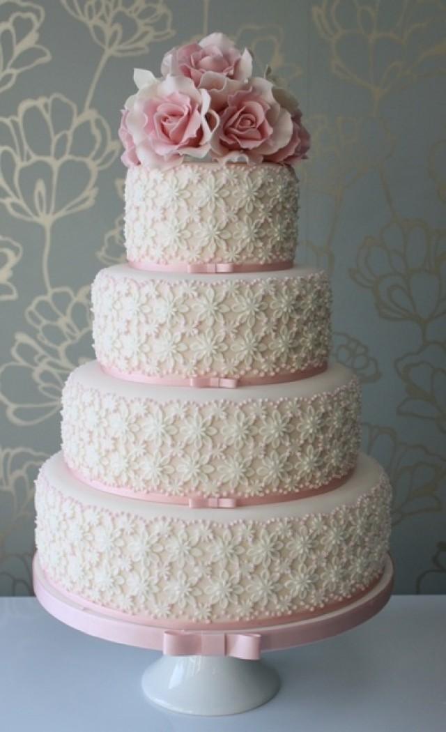 Cake With Roses Pinterest : Cake - Wedding Cakes #2142688 - Weddbook