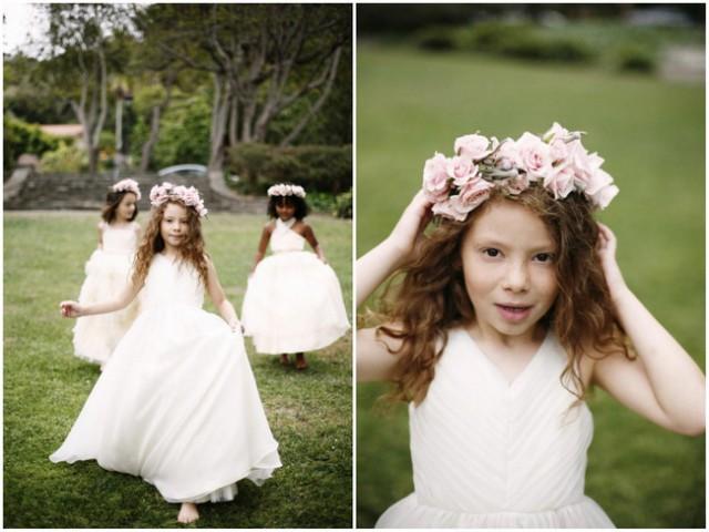 9 Cutest Wonderfully Whimsical Flower Girl Dresses Ever Kirstie
