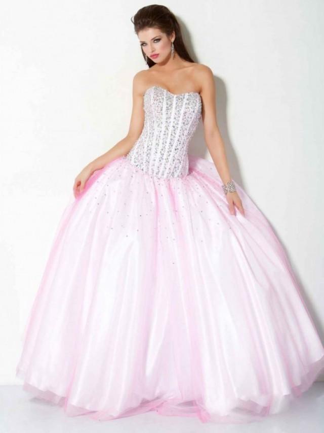 wedding photo - A-Line Ball Gown