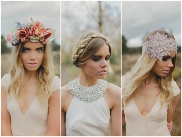 Bohemian Luxe : Laid Back Boho Bridal Splendor