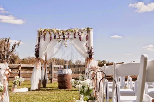 Ideas para decorar una boda en el campo mis secretos de for Bodas en el campo decoracion