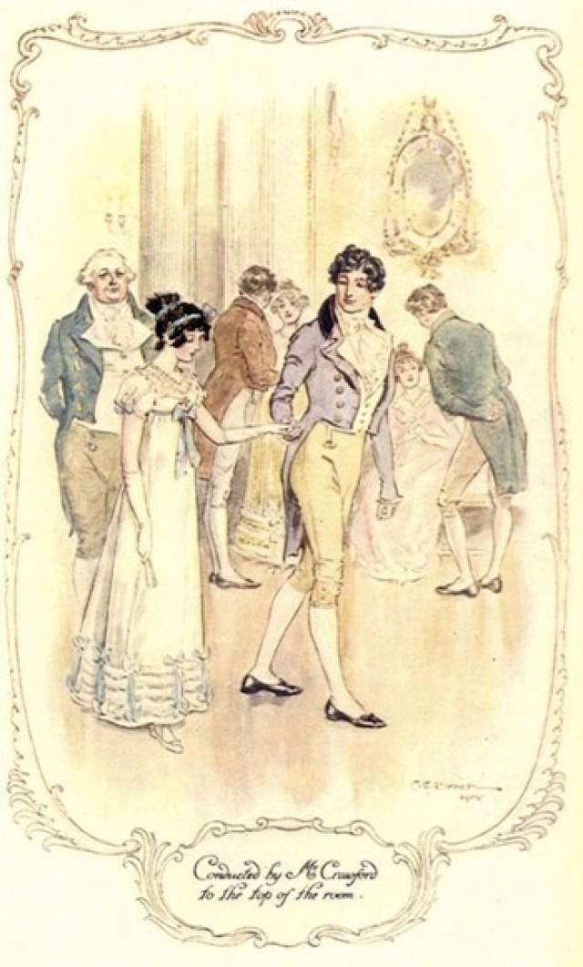 mansfield park analysis Of jane austen's six canonical masterpieces,(2) mansfield park is the  and  promises without fulfilling, parallels girard's analysis of mimetic.