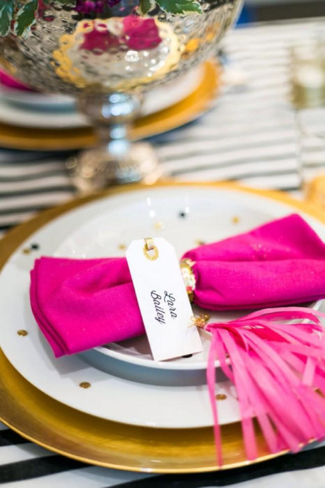 10 Ways To Use Tassels In Your Wedding Decor Intimate