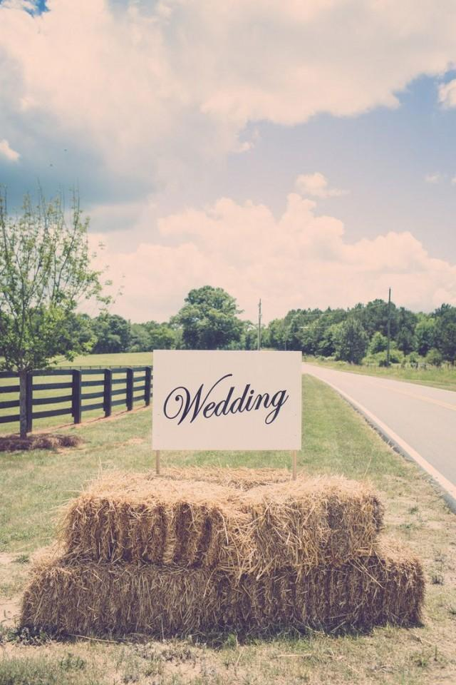 wedding photo - Country Wedding