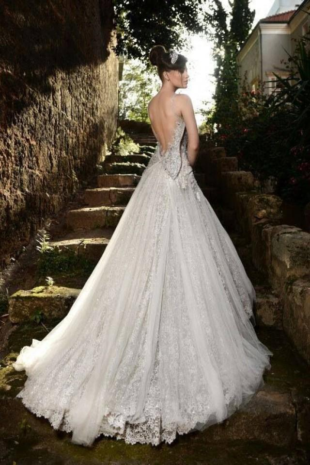 Dress backless wedding gowns 2150983 weddbook for Backless wedding dress bra