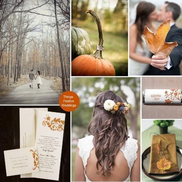 Rustic Fall Wedding Ideas: FALL RUSTIC Wedding Ideas #2151363