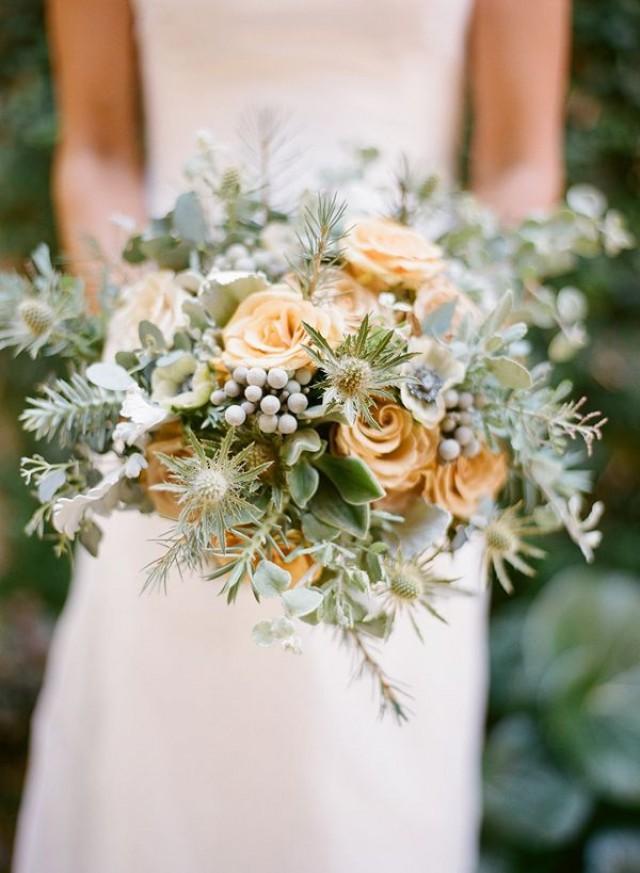 winter wedding winter wonderland inspired bouquet 2152652 weddbook. Black Bedroom Furniture Sets. Home Design Ideas