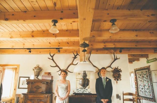 A Rustic Farm Wedding In Burlington Ontario