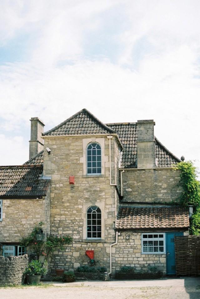 The Old Manor Hotel Country Style Farm House Wedding Venue Near Bath