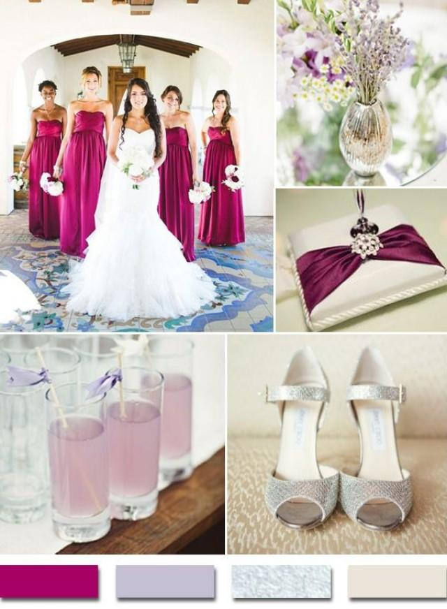 Top 10 wedding color scheme ideas 2015 wedding trends part for Wedding color scheme ideas