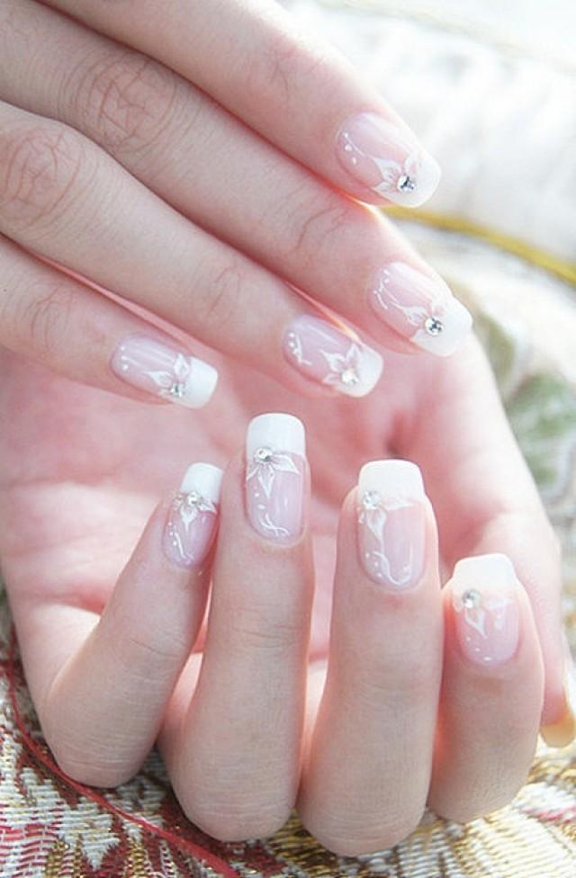 Wedding Nail Designs - Wedding Nail Art #2162928 - Weddbook