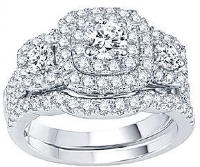 FINE JEWELRY Modern Bride Signature 2 CT. T.W. Diamond