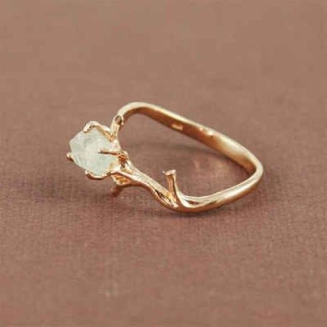 65 impossibly beautiful alternative engagement rings youll want to say yes to 2165502 weddbook - Country Wedding Rings