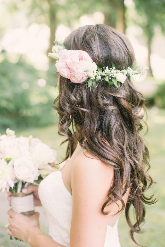 wedding photo - (Hairstyles)