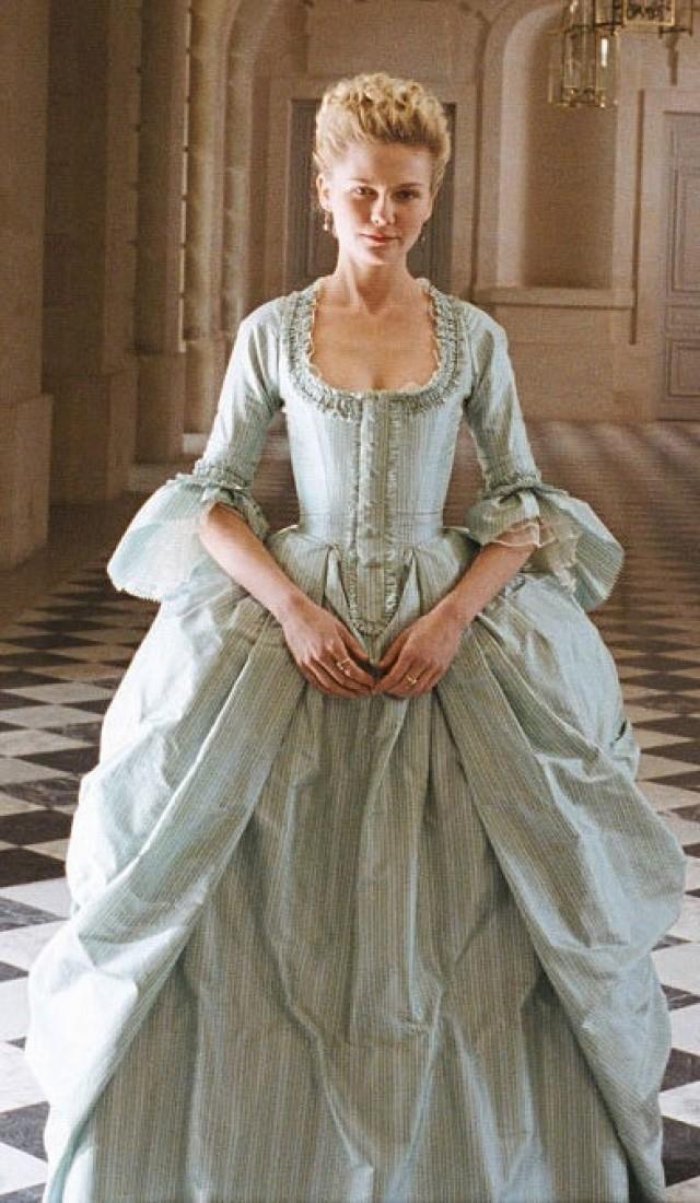 Baroque Dresses