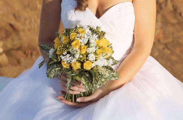 wedding photo - Dora & Michael