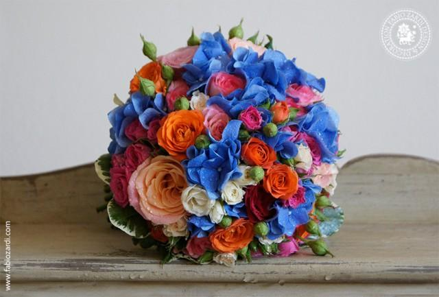 wedding photo - Beach wedding bouquet