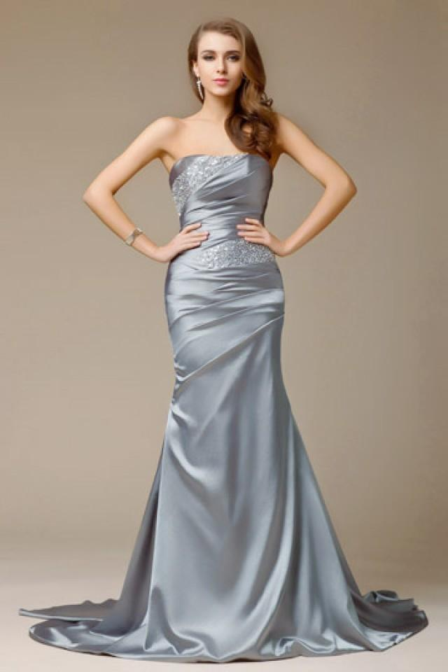 wedding photo - Chester Mermaid Full length Evening Gown
