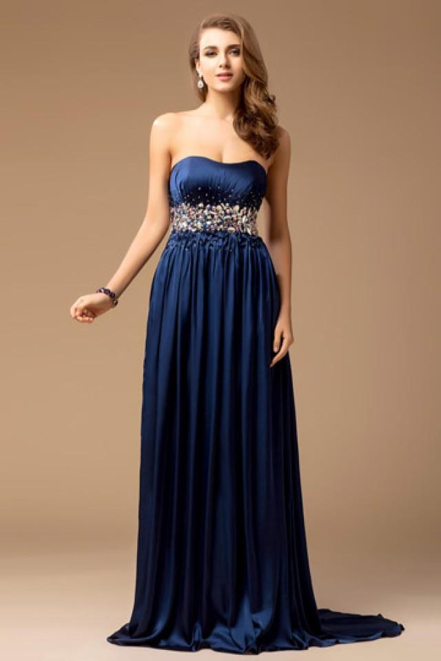 Boston High Waist Evening Dress -2170903 - Weddbook