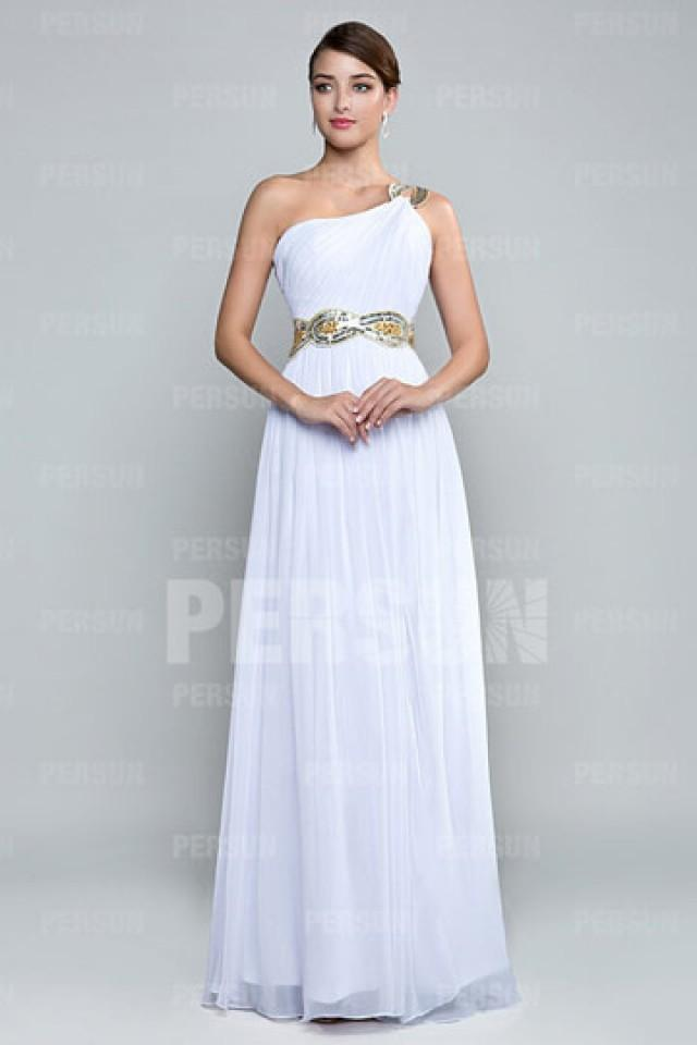 wedding photo - Desborough Split Front Prom Dress