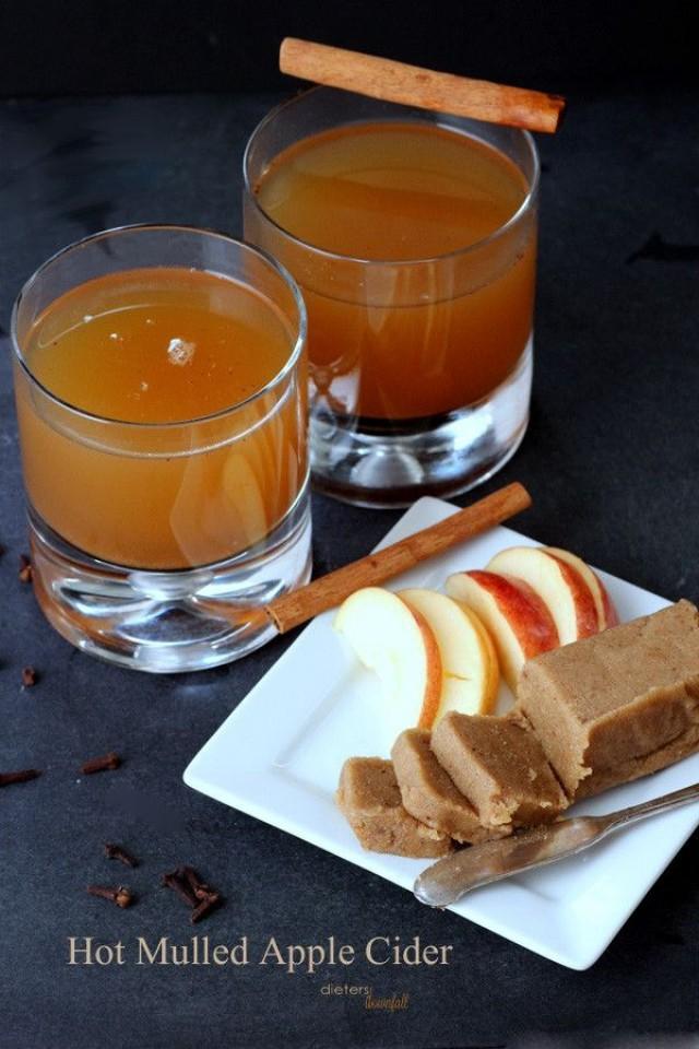 Cocktails & Drinks - Spiked Mulled Apple Cider #2171209 - Weddbook