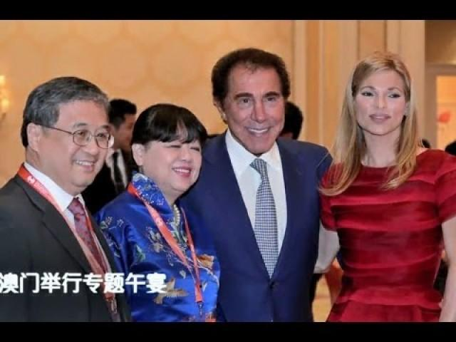 wedding photo - Global Tourism Economy Forum Macau Maritime Silk Road