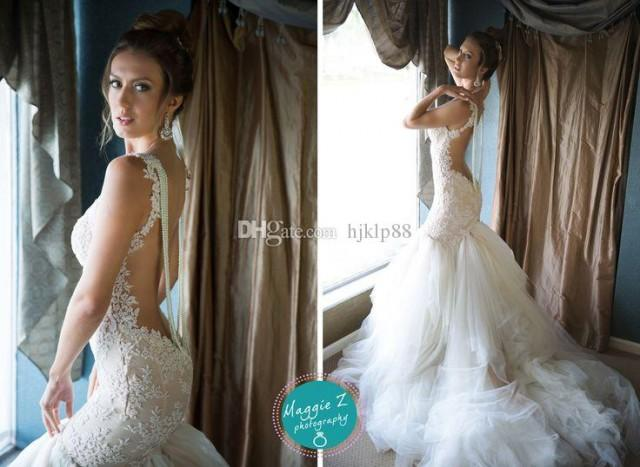 Wholesale Mermaid Wedding Dresses