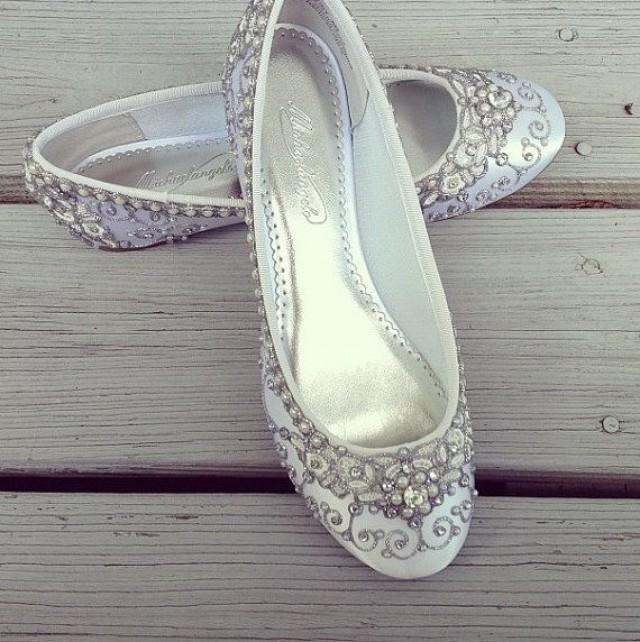Wedding Ballet Slippers For Women