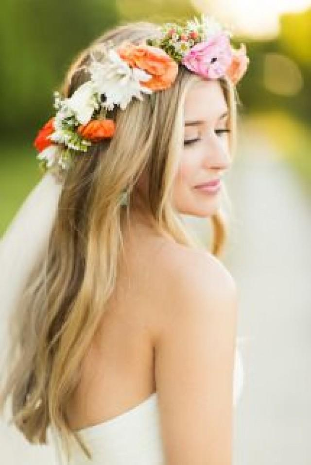 wedding photo - ♥~•~♥ Wedding ► Hair *•..¸♥☼♥¸.•* And Accesories