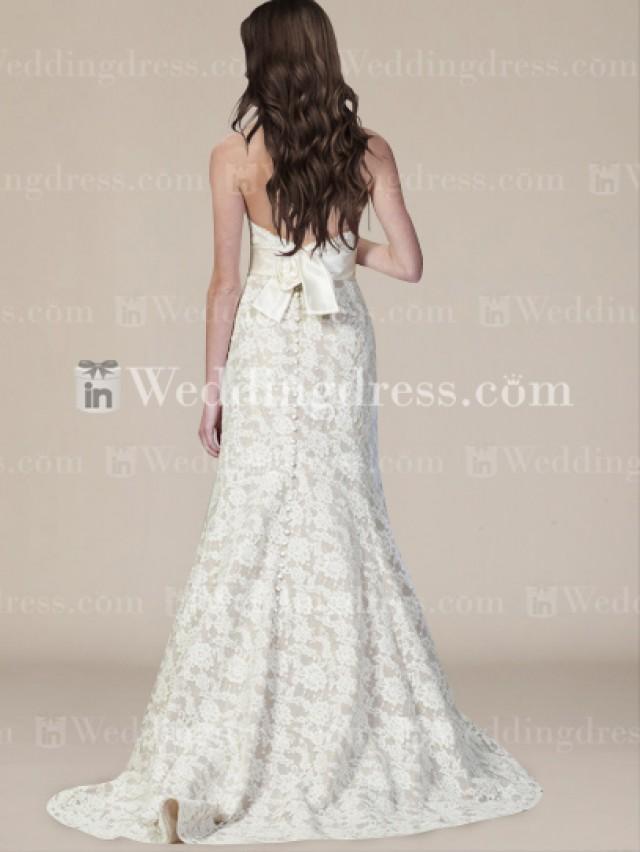 wedding photo - Informal Wedding Dresses